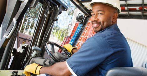 Forklift Licence Training Brisbane